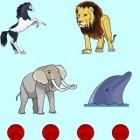 Играть Угадай звук животного онлайн