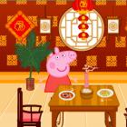 Играть Декор ресторана Пеппы онлайн