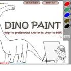 Играть Нарисуй динозавра онлайн