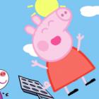 Играть Прыжки Свинки Пеппы онлайн