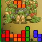 Играть Тетрис Черепашек Ниндзя онлайн