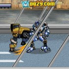 Играть Трансформер Война Роботов онлайн